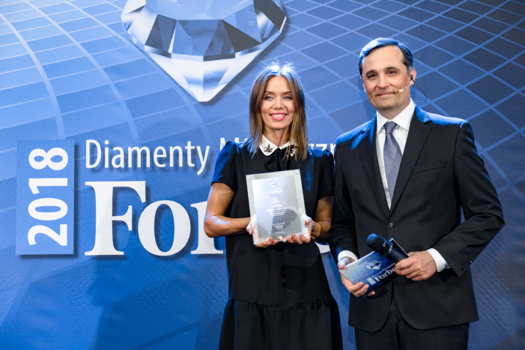 C2C sp. z o.o. laureatem Diamentów Forbesa 2018