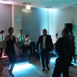 People dancing on a business anniversary party in Hampton by Hilton hotel in Lublin C2C-sp.-z-o.o.-c2c-www.ctoc.pl-business-class-vip-enterprise-polyethylene-foil-production; innovative-company-in-Lublin-in-Polish-region-of-lubelskie; #C2C; #eZaopatrzenie; #lublin
