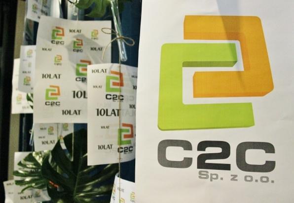 Jubileusz 10-lecia C2C sp. z o. o.