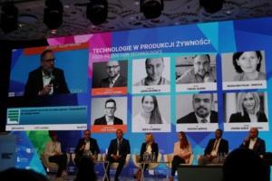 ctoc; eZaopatrzenie.pl; Piekarnia Kajzerka; technolog Magdalena Demucha wraz z dr Anetą Sławińską z UP w Lublinie; People discussingduring ETI 2018 conference in Lublin.