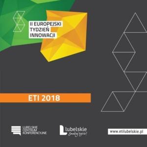 Europejski Tydzień Innowacji 2018