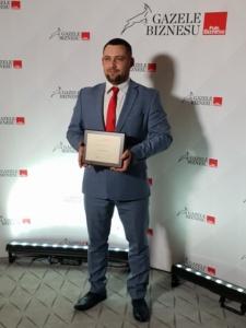 Gazela Biznesu 2018 dla C2C sp. z o. o.