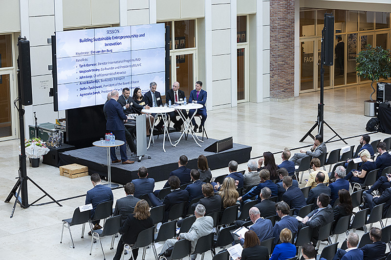 Polsko-Holenderskie Forum Gospodarcze w Hadze – Gospodarka Cyrkularna i my jako producent opakowań ekologicznych