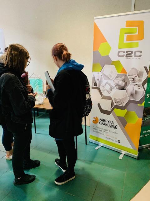 Dzień Kariery w Lublinie z udziałem C2C
