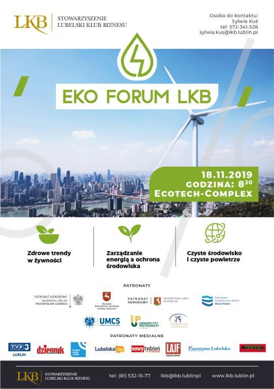 Eko Forum LKB 2019